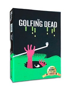 The Golfing Dead Card Game