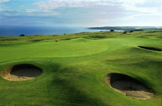 Gullane Golf Club, Host of the 2015 Aberdeen Asset Management Scottish Open  2
