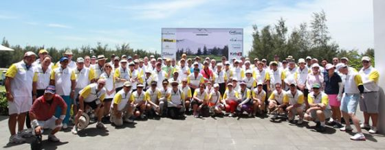 Accor Vietnam World Masters Participants.