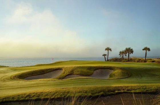 The 18th At Wild Dunes