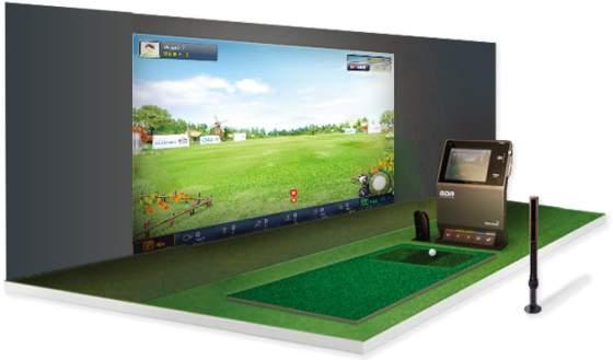 Golfzon Simulator