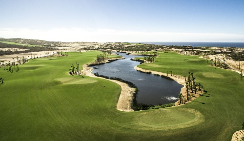 Tiger woods golf course cabo san lucas for