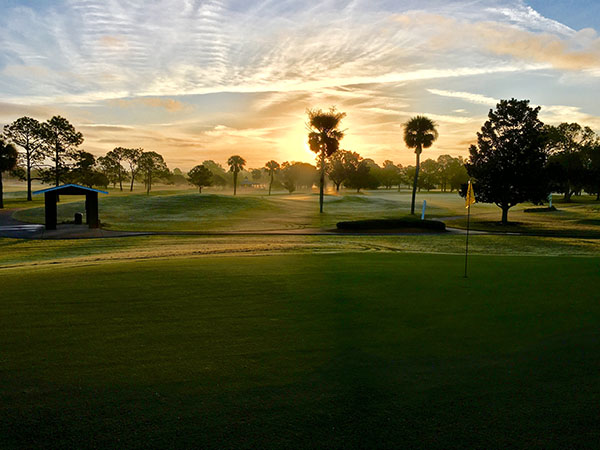Riviera Country Club Daytona Beach