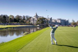 Honours Even As The Golf Course at Adare Manor Is Unveiled To The World